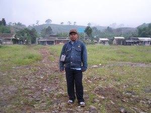 Sebelum pulang menuju Tangerang